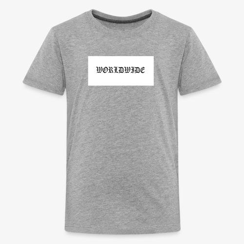wordlwide - Kids' Premium T-Shirt