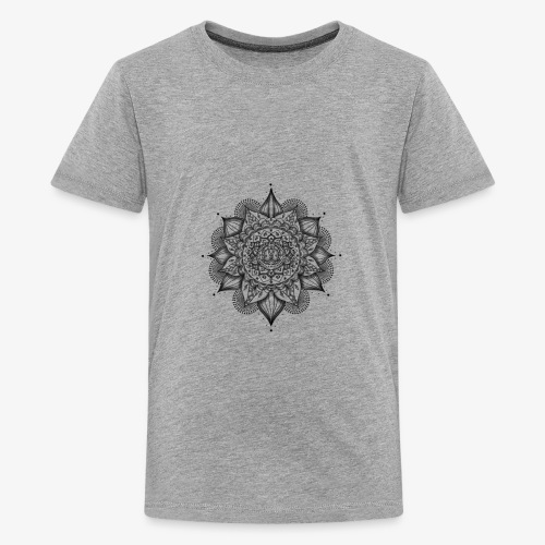 mandala tattoos - Kids' Premium T-Shirt