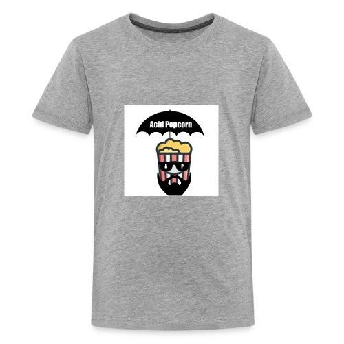 Acid Popcorn Logo Official - Kids' Premium T-Shirt
