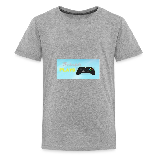 joseph play logo - Kids' Premium T-Shirt
