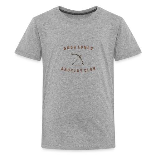 Archery Club - Kids' Premium T-Shirt