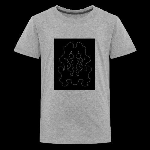 Spirality Drawing - Kids' Premium T-Shirt