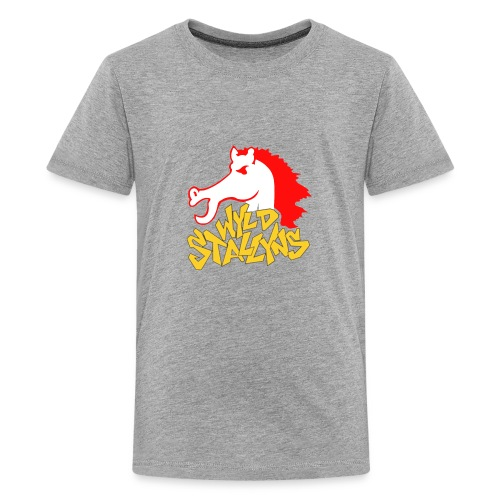 Stallyns logo - Kids' Premium T-Shirt