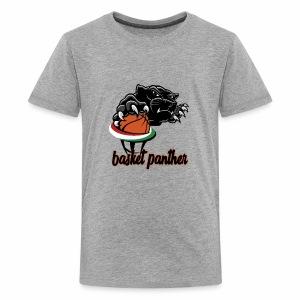 Basket panther shirts - Kids' Premium T-Shirt