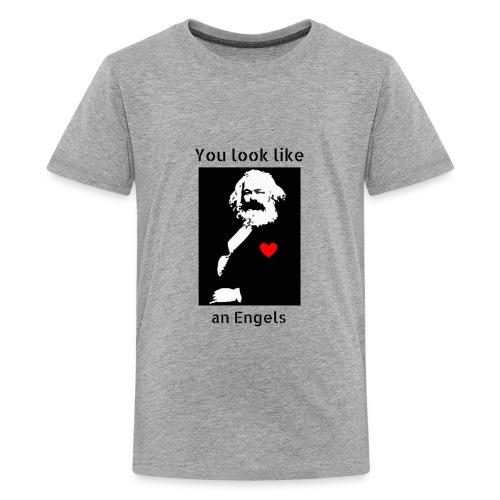 Marx_love_Shirt - Kids' Premium T-Shirt