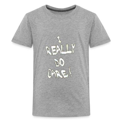 I Really Do Care Melania - Kids' Premium T-Shirt