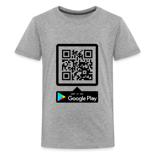 QR GTP - Kids' Premium T-Shirt
