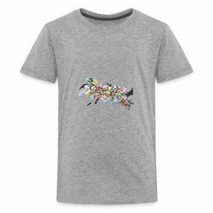 CanvasShirt - Kids' Premium T-Shirt
