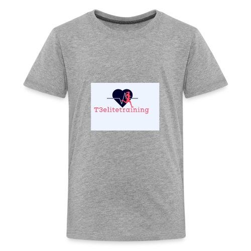 T3EliteTraining - Kids' Premium T-Shirt