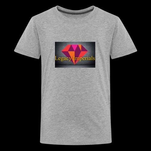 Imperial Diamond - Kids' Premium T-Shirt