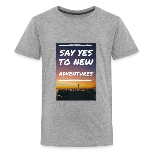 997CAD09 1F4C 4D7A B2B6 37143AA40852 - Kids' Premium T-Shirt