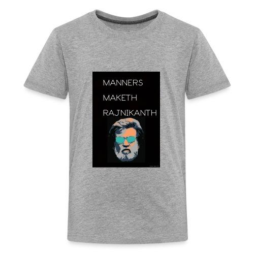 Rajnikanth Special Edition - Kids' Premium T-Shirt