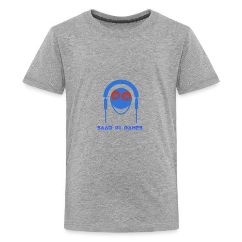 Head set guy - Kids' Premium T-Shirt