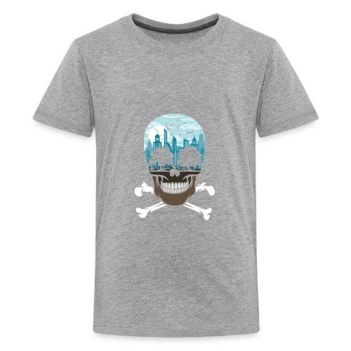 Death City - Kids' Premium T-Shirt