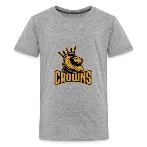 The lion of the forest king - Kids' Premium T-Shirt