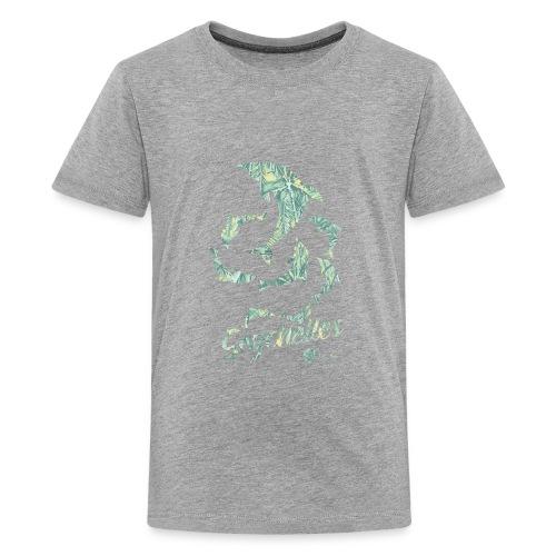 dolphin spiral - Kids' Premium T-Shirt