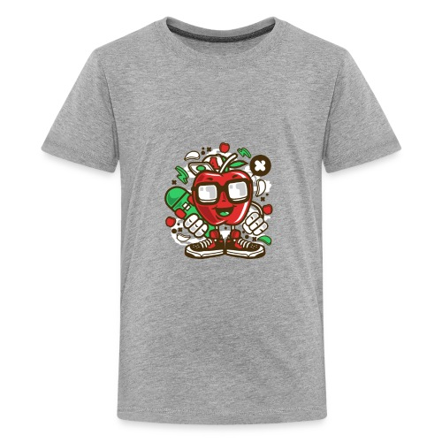 Apple Skater - Kids' Premium T-Shirt