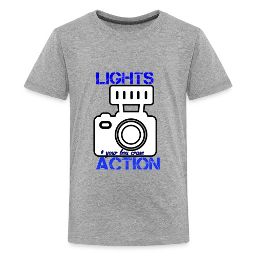 THE LIGHT IS ONE YOU - Kids' Premium T-Shirt