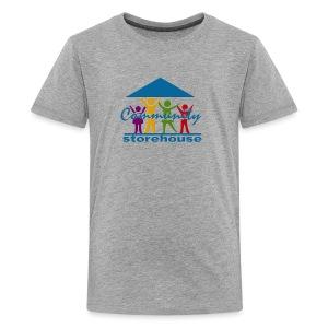 Storehouse Logo Series - Kids' Premium T-Shirt
