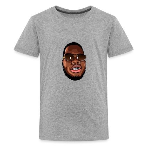 Wooukie Face - Kids' Premium T-Shirt