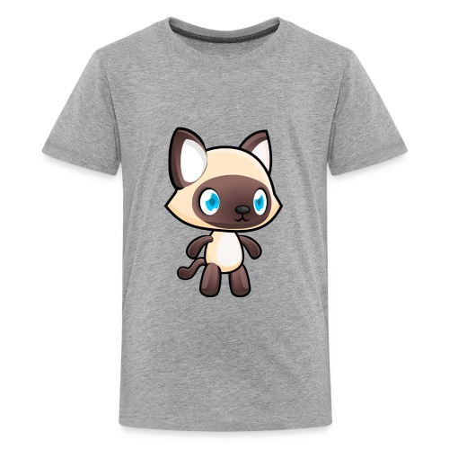 Siamese Idle - Kids' Premium T-Shirt