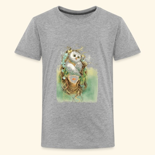 La maison Rose Alma 01 - Kids' Premium T-Shirt
