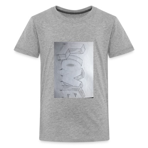 Ziyyon Love - Kids' Premium T-Shirt