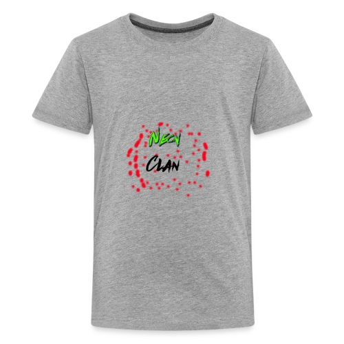 NeOnCLAN Merch - Kids' Premium T-Shirt