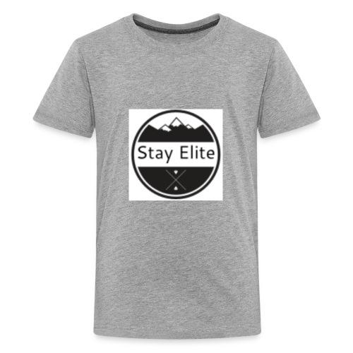 Stay Elite Shirt - Kids' Premium T-Shirt