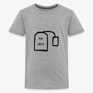 Tea Shirt - Kids' Premium T-Shirt