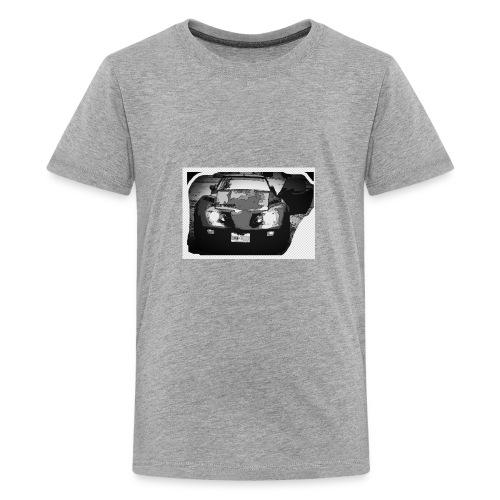 vette lover - Kids' Premium T-Shirt