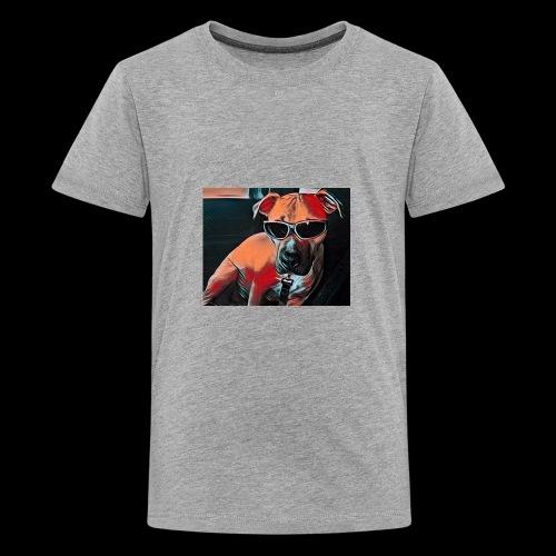 Trashcanman - Kids' Premium T-Shirt