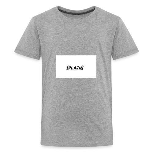 [PLAIN] Designed - Kids' Premium T-Shirt