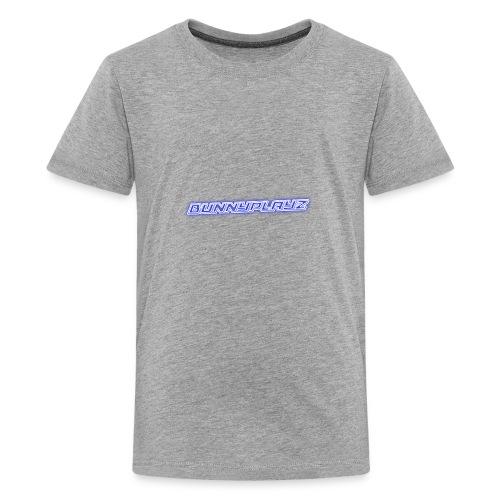 Cool 3D text merchandise - Kids' Premium T-Shirt
