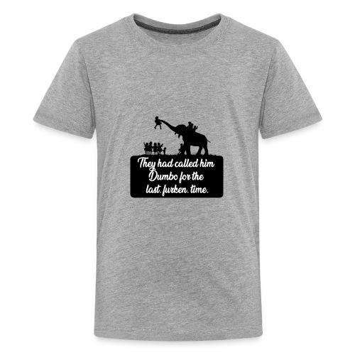 Dumbo rage - Kids' Premium T-Shirt
