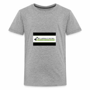 jrs asphalt - Kids' Premium T-Shirt