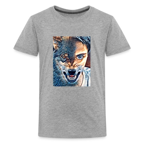 Cameron The Wolf Merch - Kids' Premium T-Shirt