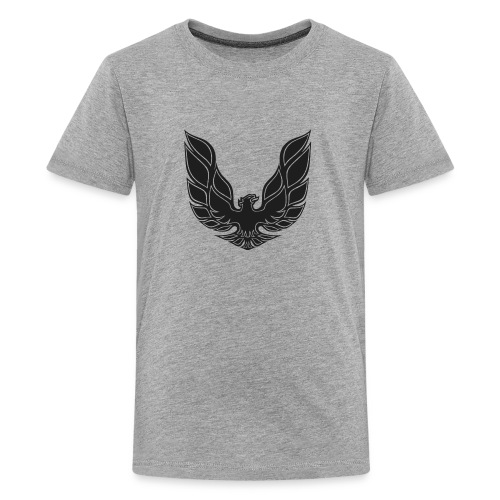 trans am logo - Kids' Premium T-Shirt
