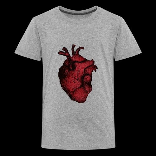 Talley's Heart - Kids' Premium T-Shirt