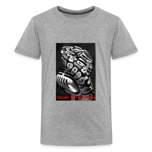snake pit records - Kids' Premium T-Shirt