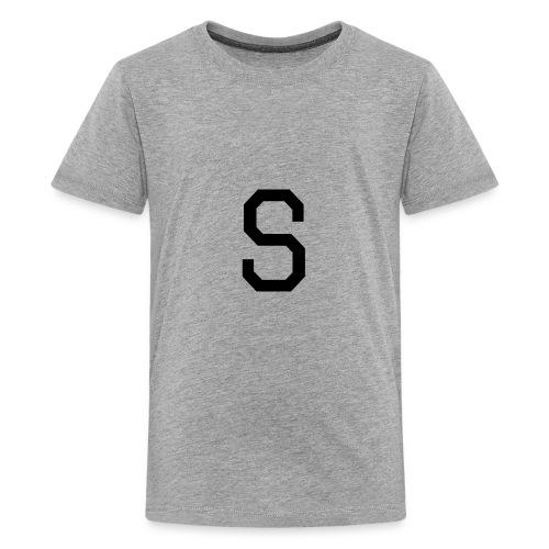 Serge (Capital S) - Kids' Premium T-Shirt