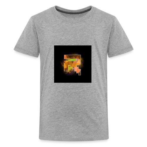 My icon on YT - Kids' Premium T-Shirt