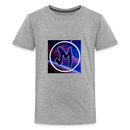Logo Lounge - Kids' Premium T-Shirt