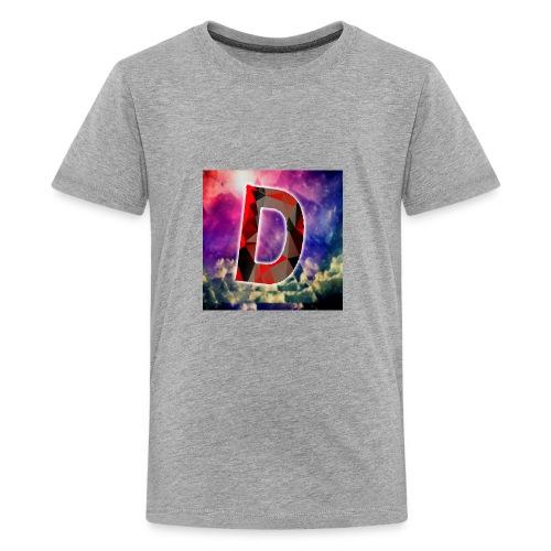 DamianStreams Logo design - Kids' Premium T-Shirt