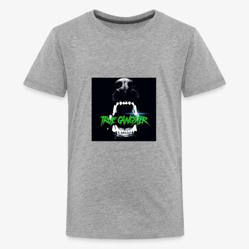 True Gangster Dog Eat Dog T-Shirt - Kids' Premium T-Shirt