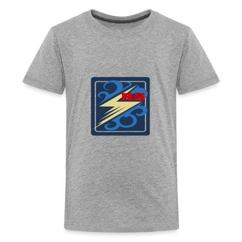 Rimps Logo Flash - Kids' Premium T-Shirt