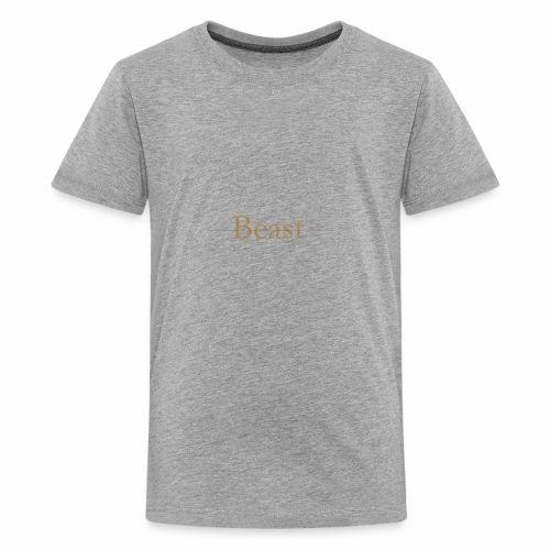 Beast original - Kids' Premium T-Shirt