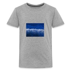 Winter - Kids' Premium T-Shirt