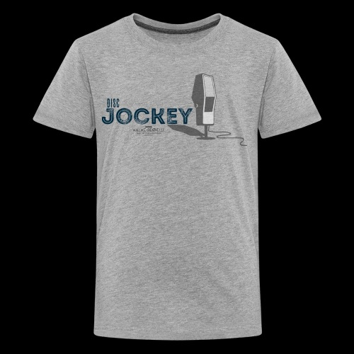 Disc Jockey - Kids' Premium T-Shirt