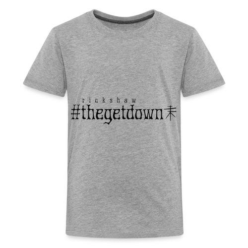 Rickshaw and thegetdown - Kids' Premium T-Shirt